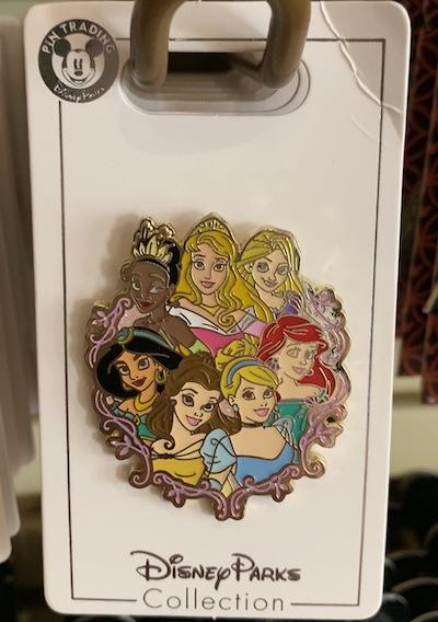 Disney Princesses 2018 Pin