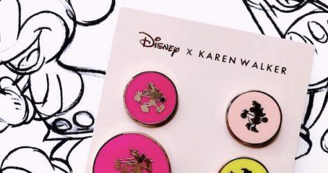 Disney x Karen Walker Pin Set