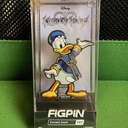 Donald Duck Kingdom Hearts FiGPiN