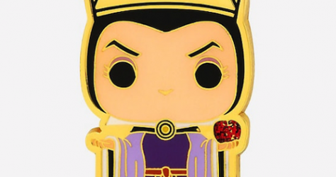 Evil Queen Funko Pop! Disney BoxLunch Pin