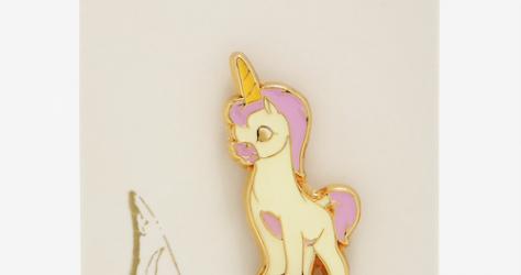 Fantasia Unicorn BoxLunch Disney Pin