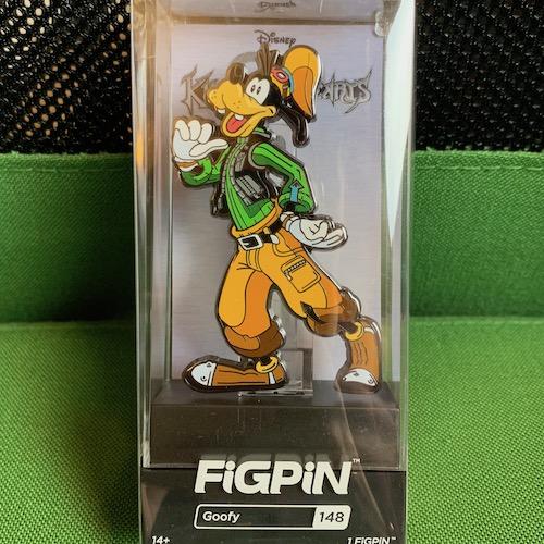 Goofy Kingdom Hearts FiGPiN