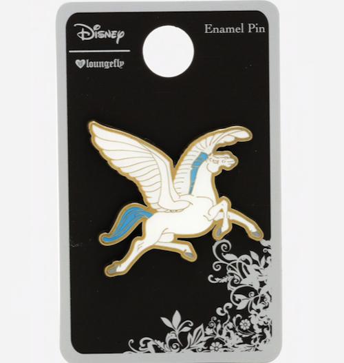 Hercules Pegasus Loungefly Disney Pin