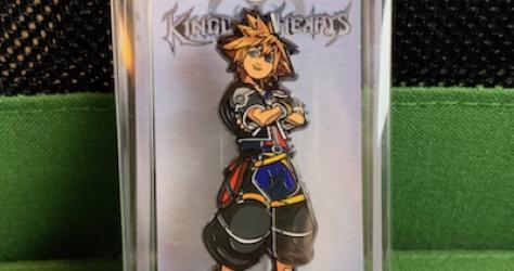 Kingdom Hearts FiGPiN
