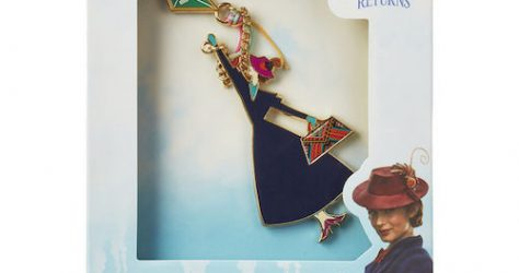 Mary Poppins Returns Limited Edition Pin