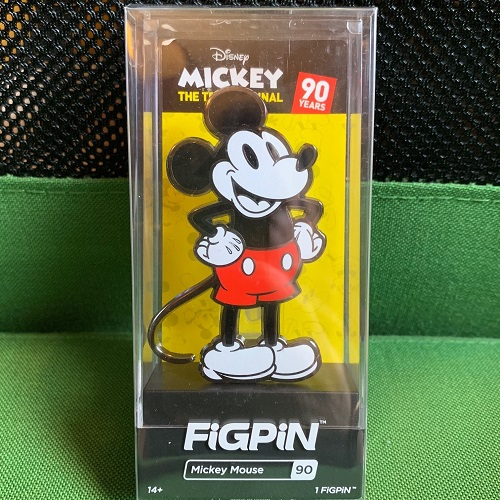Mickey Mouse 90th Anniversary FiGPin