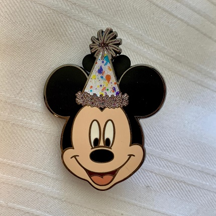Mickeys 90th Birthday Plush And Pin At Destination D
