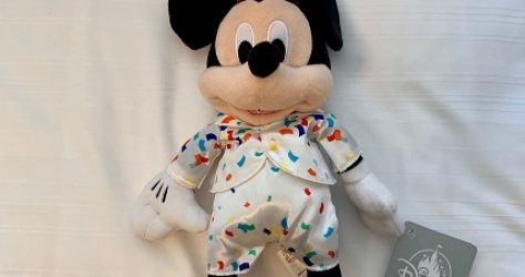 Mickey's 90th Plush - Mickey's of Glendale
