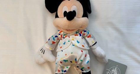 Mickey's 90th Plush - Mickey's of Glendale