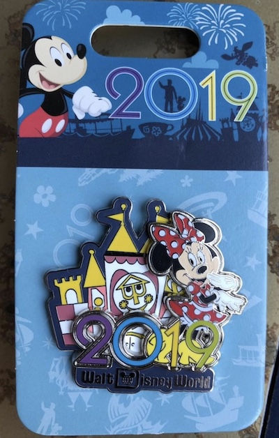 Minnie Mouse 2019 WDW Pin