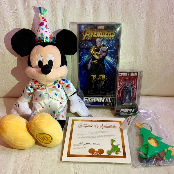 Prize Package #1 - Renzo's Raffle