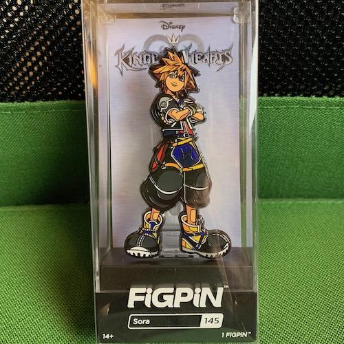 Sora Kingdom Hearts FiGPiN