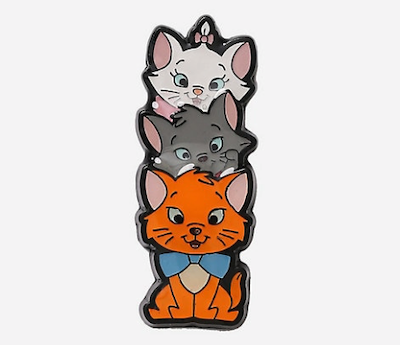 The Aristocats Loungefly Disney Pin