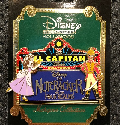 The Nutcracker and the Four Realms Marquee Pin