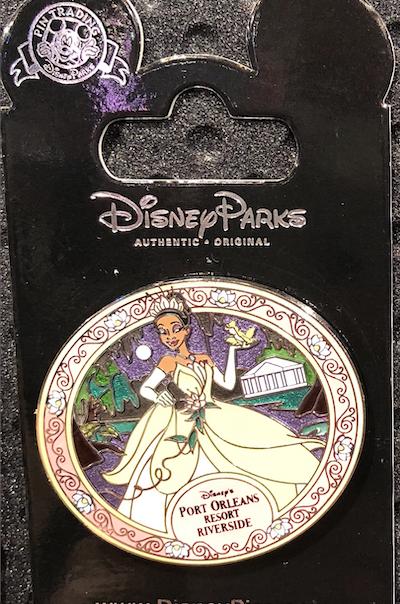 Tiana Port Orleans Riverside Disney Pin