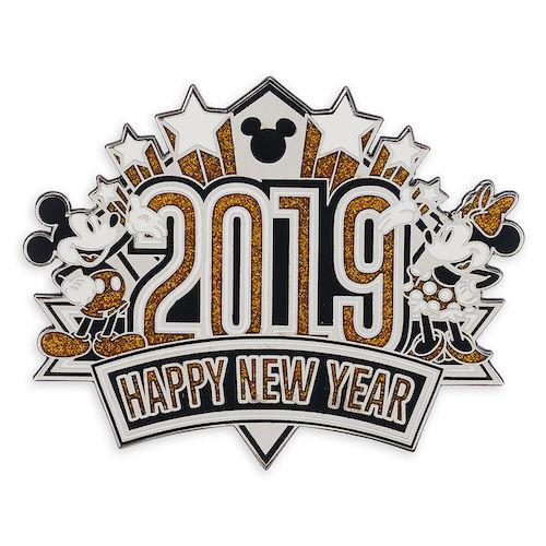 2019 shopDisney Jumbo Pin