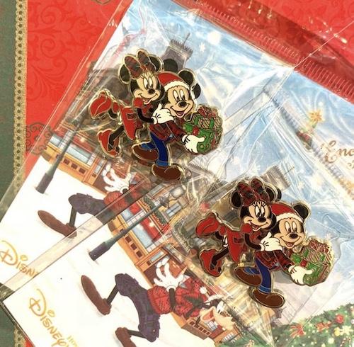 Christmas 2018 Buffet HKDL Pin