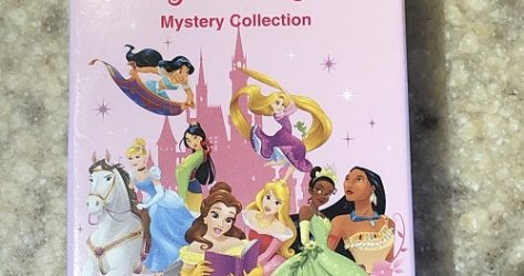 Disney Princess Letter Mystery Pin Collection