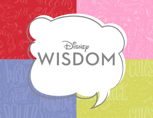 Disney Wisdom 2019 Collection