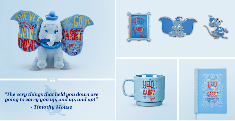 Dumbo Series Disney Wisdom 2019 Collection