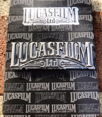 Lucasfilm Disney Pin