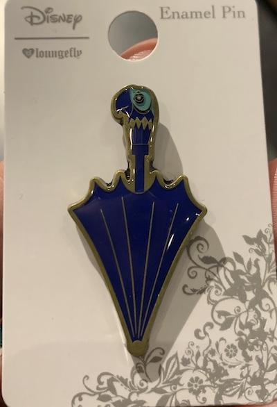 Mary Poppins Umbrella BoxLunch Disney Pin