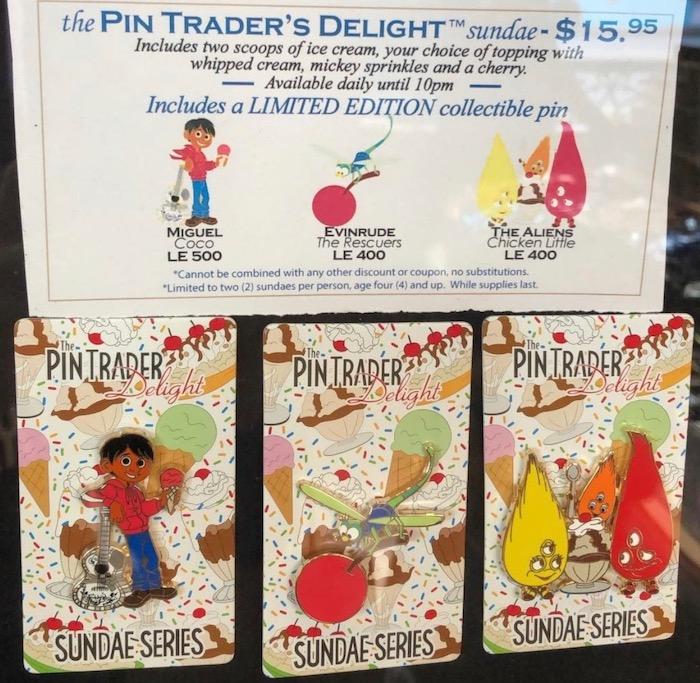 Pin Trader Delight – December 18, 2018