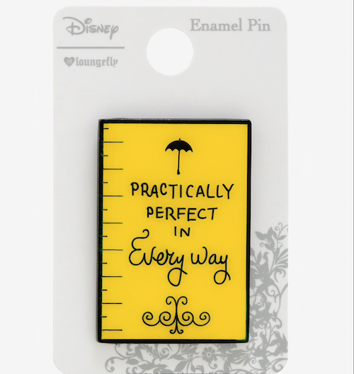 Practically Perfect BoxLunch Disney Pin