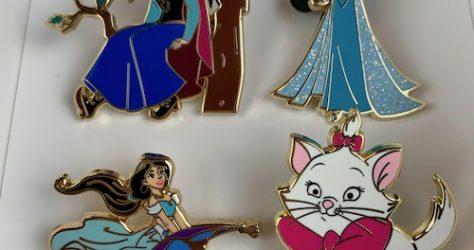 Prima Donna Disney Pins
