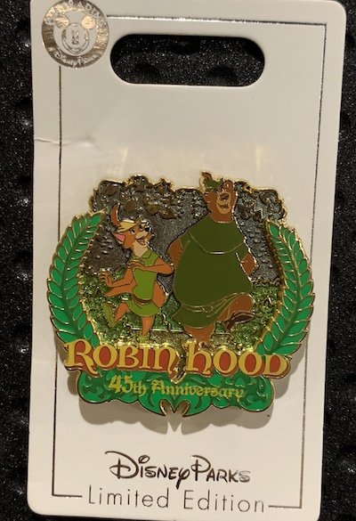 Robin & Little John - Robin Hood 45th Anniversary