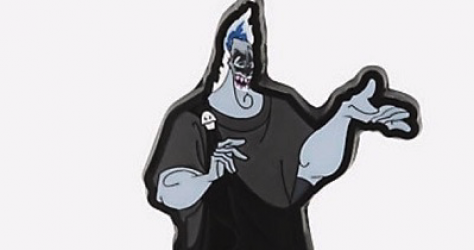 Hades Hot Topic Pin