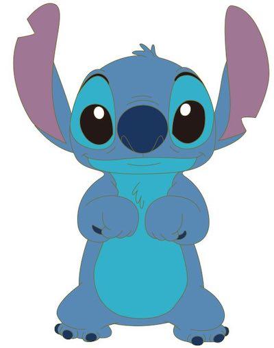 Stitch, Stitch Baby Pin #1