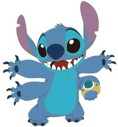 Stitch, Stitch Baby Pin #2