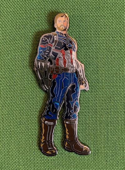 Captain America FiGPiN