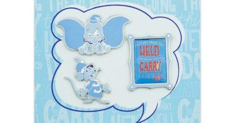 Dumbo Disney Wisdom Pin Set