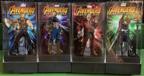 FiGPiN Marvel Avengers Infinity War Wave #2 Pins