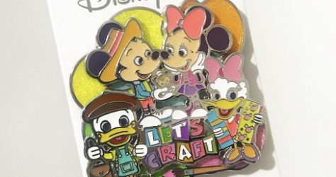 Let's Craft Disney Pin
