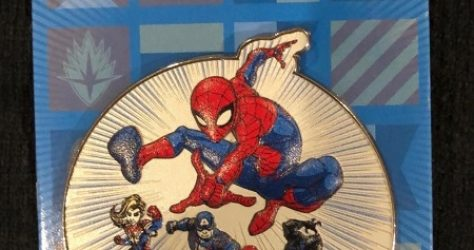 Marvel Day At Sea Disney Pin