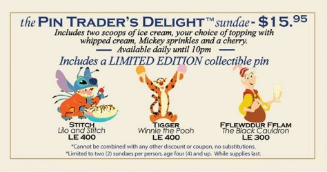 Pin Trader Delight – January 11, 2019