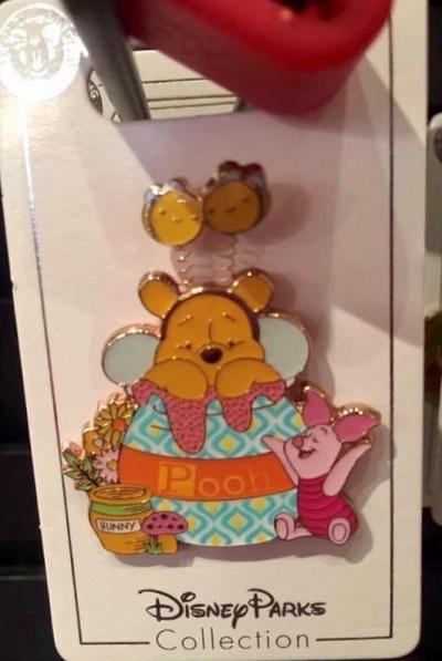 Pooh & Piglet Shanghai Disney Pin