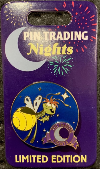 Ray Pin Trading Nights February 2019
