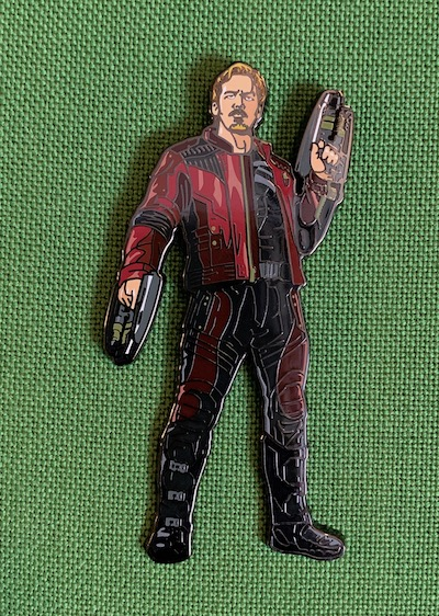Star-Lord FiGPiN
