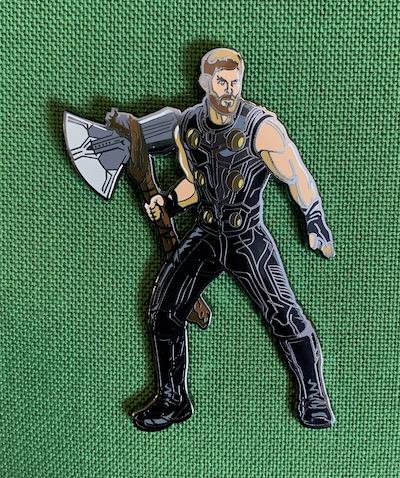 Thor FiGPiN