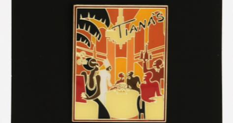 Tiana'a Place BoxLunch Disney Pin