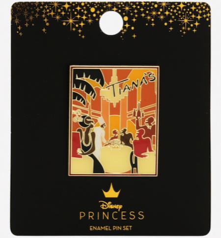 The Princess And The Frog Boxlunch Disney Pins Disney Pins Blog