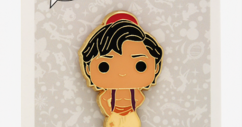 Aladdin Funko Pop! Disney BoxLunch Pin