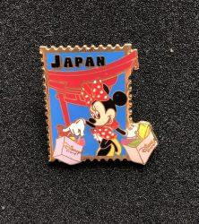 Disney Store Japan Pin