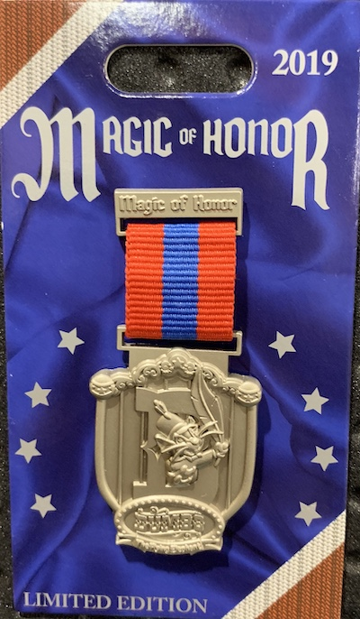 Dumbo Magic of Honor Pin
