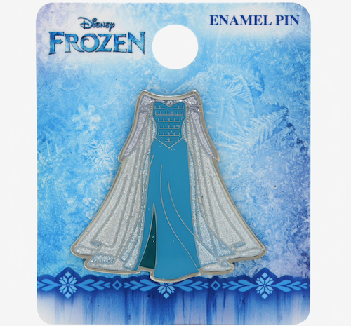Frozen Elsa Dress BoxLunch Disney Pin