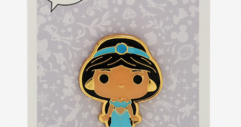 Jasmine Funko Pop! Disney BoxLunch Pin